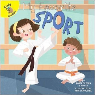 Ready Readers: My Favorite Sport (Play Time)