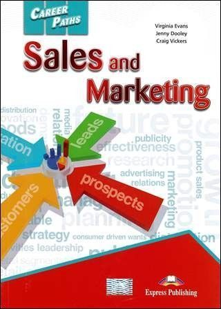 Career Paths:Sales and Marketing Student's Book with Cross-Platform App