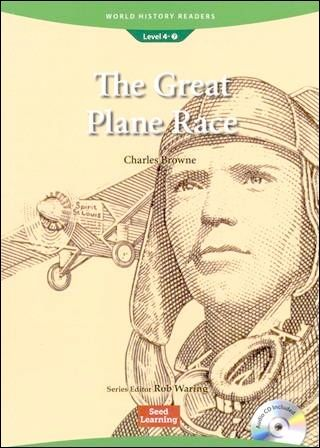World History Readers (4) The Great Plane Race with Audio CD/1片