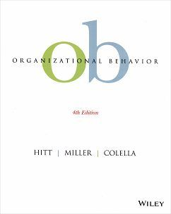 Organizational Behavior 4/e