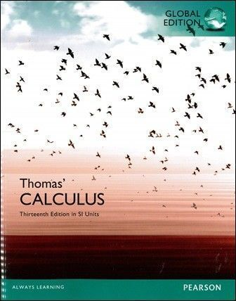 Thomas' Calculus 13/e in SI Units