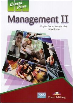 Career Paths: Management II Student's Book with Cross-Platform App