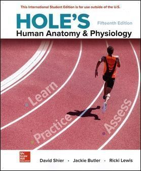 Hole's Human Anatomy and Physiology 15/e