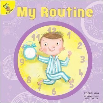 Ready Readers: My Routine (All About Me)