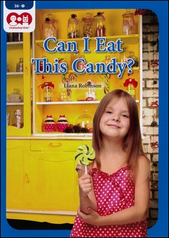 Chatterbox Kids 36-1 Can I Eat This Candy?
