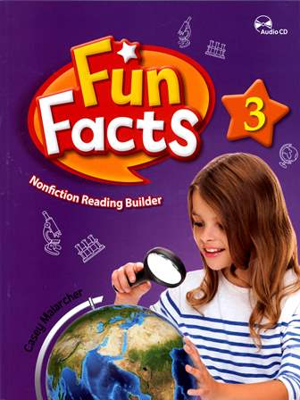 Fun Facts (3) Student book with Workbook and Audio CD/片