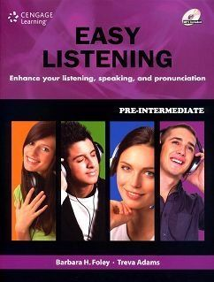 Easy Listening (Pre-Intermediate) with MP3 CD/1片