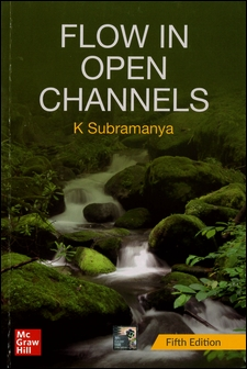 Flow In Open Channels 5/e