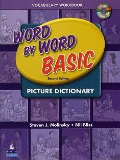 Word by Word Basic 2/e Vocabulary Workbook with Audio CDs/2片