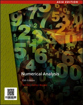 Numerical Analysis 10/e