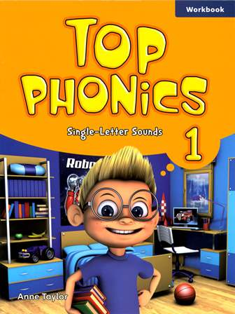 Top Phonics (1) Workbook