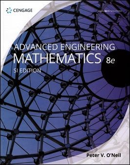Advanced Engineering Mathematics 8/e (SI Edition)