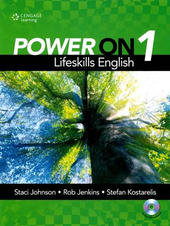 Power On 1: Lifeskills English with DVD/1片