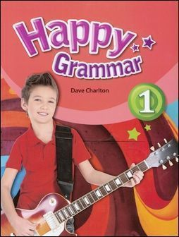 Happy Grammar (1) Student Book with Workbook
