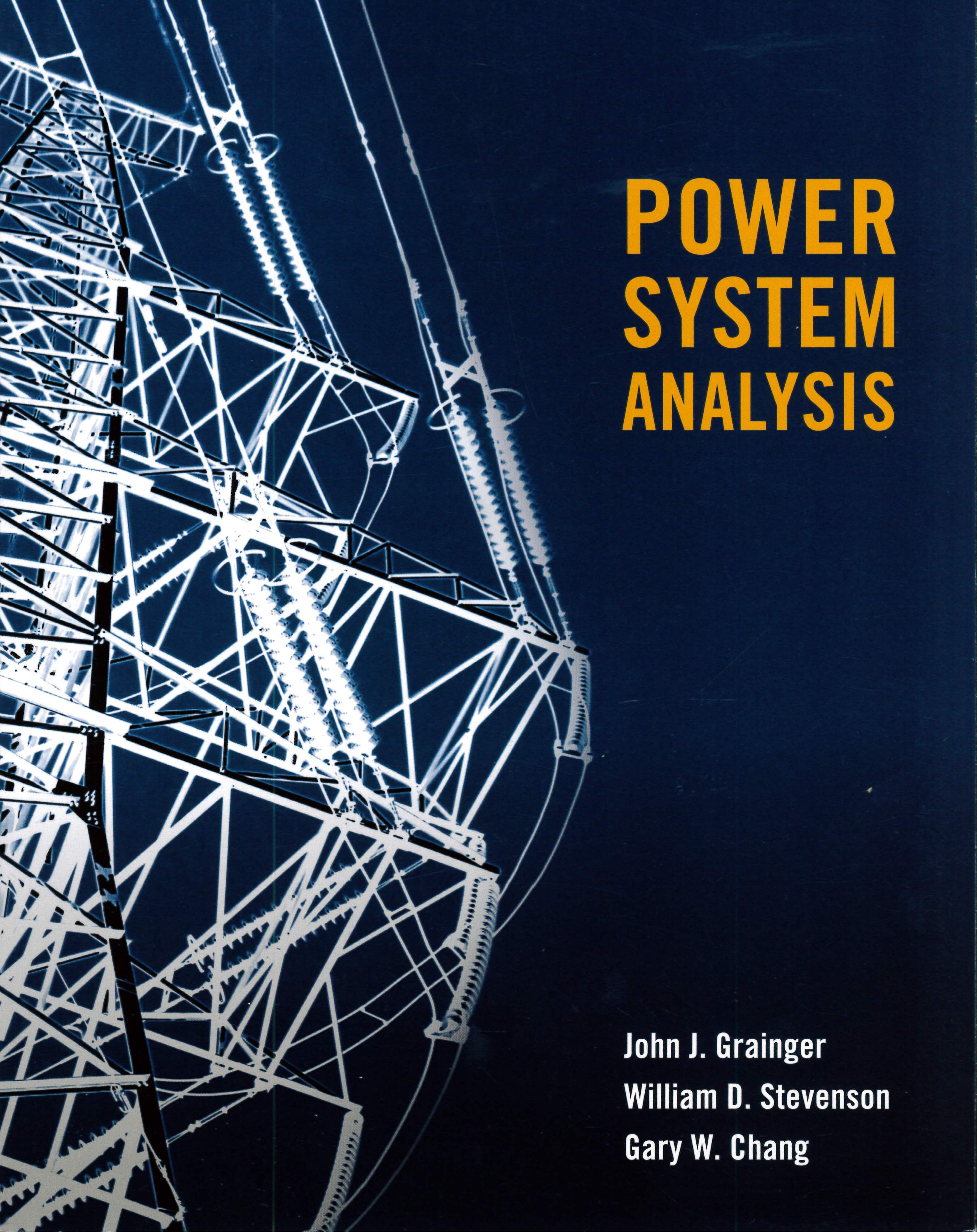 Power Systems Analysis 1/e (Revised)