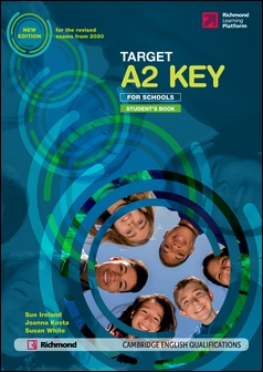 Target A2 Key Student's Book
