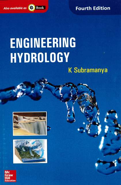 Engineering Hydrology 4/e
