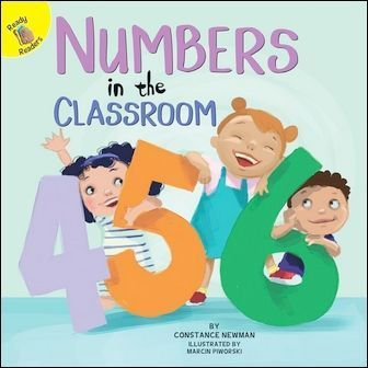 Ready Readers: Numbers in the Classroom (School Days)