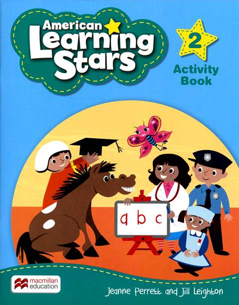 American Learning Stars (2) Activity Book