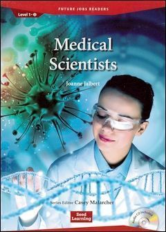 Future Jobs Readers 1-3: Medical Scientitsts with Audio CD