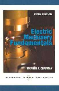 Electric Machinery Fundamentals 5/e