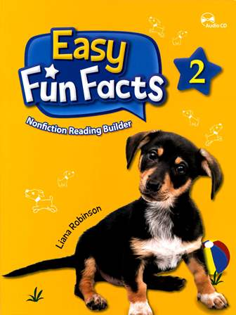 Easy Fun Facts (2) Student book with Workbook and Audio CD/片
