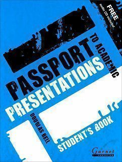 Passport to Academic Presentations with Audio CD/1片