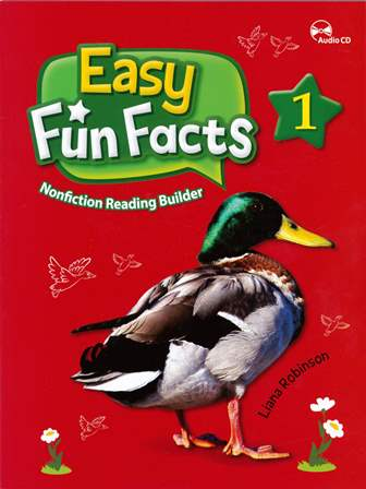 Easy Fun Facts (1) Student book with Workbook and Audio CD/片