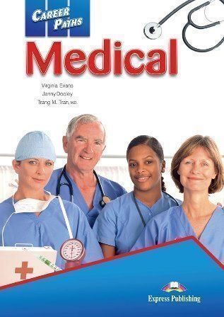 Career Paths: Medical Student's Book with Cross-Platform App