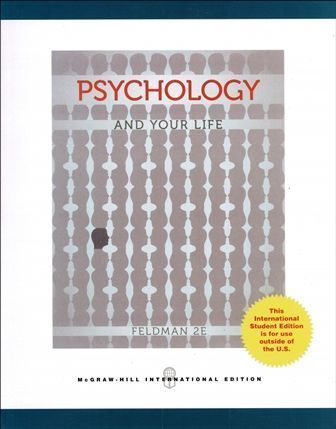 Psychology and Your Life 2/e