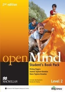 Open Mind 2/e (2) Student Book with Webcode (Asian Edition)
