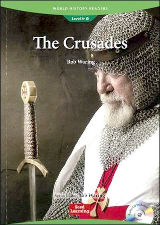 World History Readers (4) The Crusades with Audio CD/1片