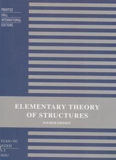 Elementary Theory of Structures 4/e