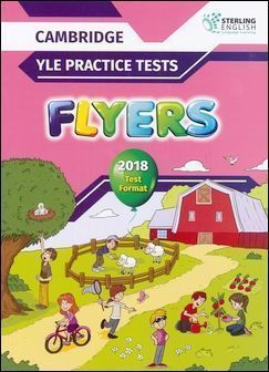 Cambridge YLE Practice Tests Flyers Student's Book with MP3 Audio CD and Answer Key (Sterling English)
