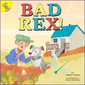 Ready Readers: Bad Rex! (Play Time)