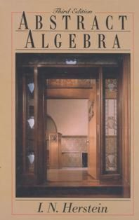 Abstract Algebra 3/e