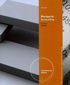 Managerial Accounting 10/e