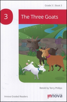 Innova Graded Readers Grade 3 (Book 3): The Three Goats