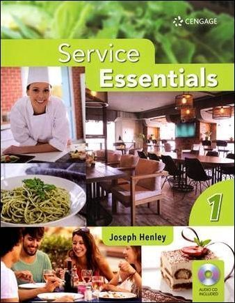 Service Essentials (1) with MP3 CD/1片