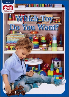 Chatterbox Kids 32-1 Which Toy Do You Want?