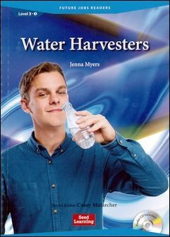 Future Jobs Readers 3-3: Water Harvesters with Audio CD