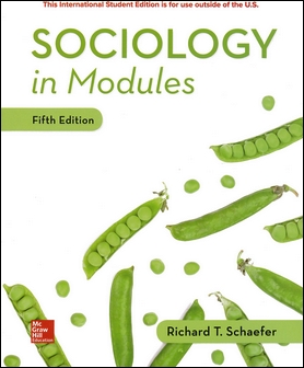 Sociology In Modules 5/e