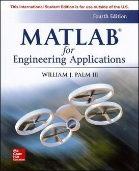 MATLAB For Engineering Applications 4/e