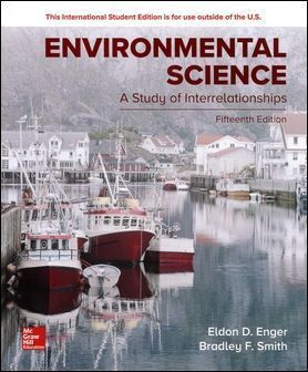 Environmental Science: A Study of Interrelationships 15/e