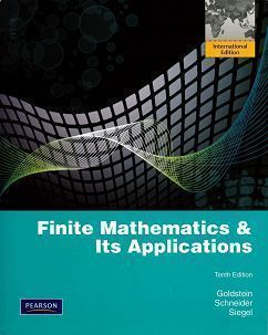 Finite Mathematics and Its Applications 10/e