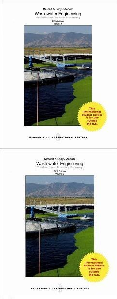 Wastewater Engineering: Treatmeand Resource Recovery 5/e (二冊不分售)