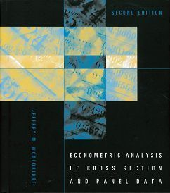 Econometric Analysis of Cross Section and Panel Data 2/e