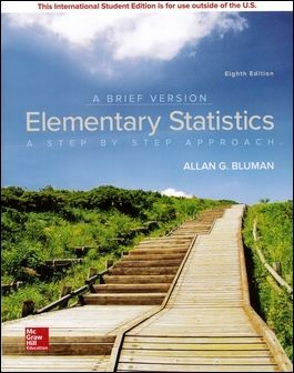 Elementary Statistics: A Brief Version 8/e