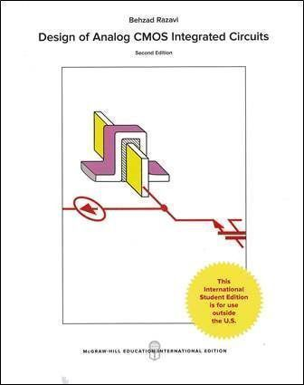Design of Analog CMOS Integrated Circuits 2/e