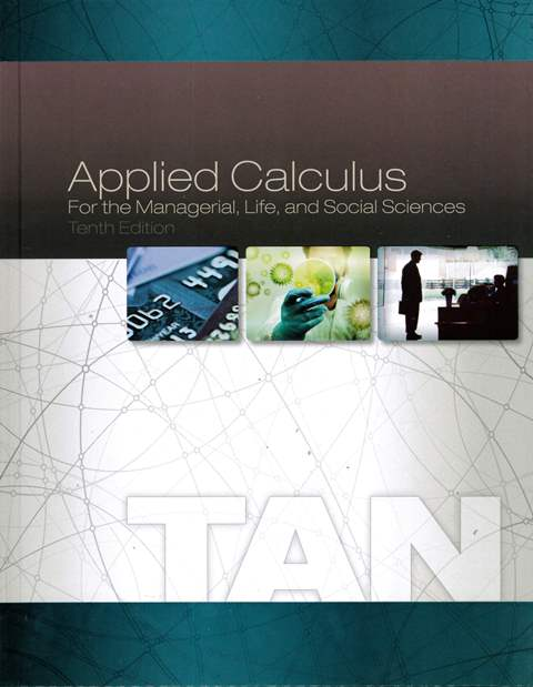 Applied Calculus for the Managerial, Life, and Social Sciences 10/e (H)